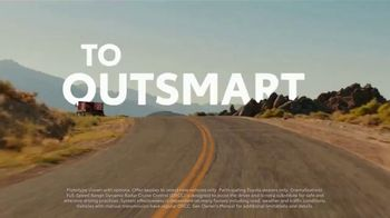 Toyota Today's the Day Event TV Spot, 'Outsmart' Song by Bob Marley and the Wailers [T2]