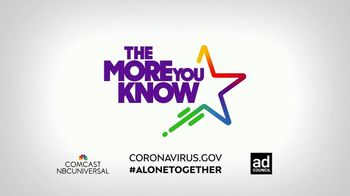 The More You Know TV Spot, 'Coronavirus: Discrimination' Featuring Nico Santos - Thumbnail 10