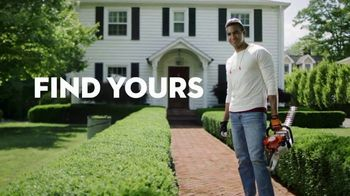 STIHL TV Spot, 'Find Yours: Pressure Washer and Blower' - Thumbnail 3