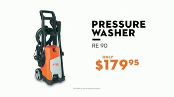 STIHL TV Spot, 'Find Yours: Pressure Washer and Blower' - Thumbnail 5