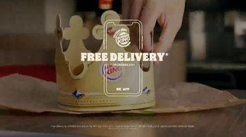 Burger King TV Spot, 'Feeling Hungry?: $15' - Thumbnail 4