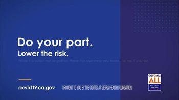 Sierra Health Foundation TV Spot, 'Lower the Risk' - Thumbnail 8