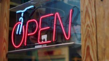 GoDaddy TV Spot, 'Re-Opening'