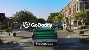 GoDaddy TV Spot, 'Re-Opening' - Thumbnail 9