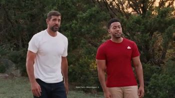 State Farm TV Spot, 'Rodgers Rate' Featuring Aaron Rodgers - Thumbnail 9
