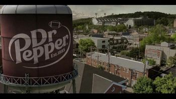 Dr Pepper TV Spot, 'Fansville: Football's Back' Featuring Brian Bosworth - Thumbnail 1