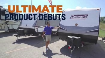 Camping World Ultimate RV Show TV Spot, 'Ultimate Product Debuts and Pricing' - Thumbnail 4