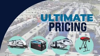 Camping World Ultimate RV Show TV Spot, 'Ultimate Product Debuts and Pricing' - Thumbnail 5