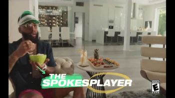 Madden NFL 21 TV Spot, 'The Spokesplayer: On Mute' Featuring King Keraun Song by Anderson.Paak - Thumbnail 2
