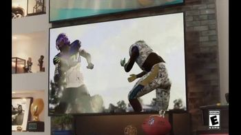 Madden NFL 21 TV Spot, 'The Spokesplayer: On Mute' Featuring King Keraun Song by Anderson.Paak - Thumbnail 4