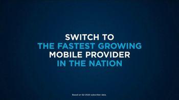 Spectrum Mobile TV Spot, 'We're Growing Faster' - Thumbnail 5