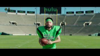 Hulu TV Spot, 'Live Sports: The Deepfake' Ft. Saquon Barkley, Baker Mayfield, Joel Embiid - Thumbnail 1