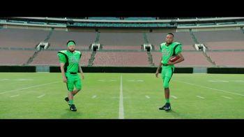 Hulu TV Spot, 'Live Sports: The Deepfake' Ft. Saquon Barkley, Baker Mayfield, Joel Embiid - Thumbnail 3