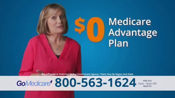 GoMedicare TV Spot, '$135 Added Back to Your Check' - Thumbnail 3