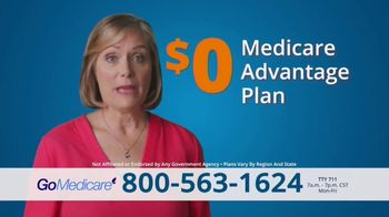 GoMedicare TV Spot, '$135 Added Back to Your Check'