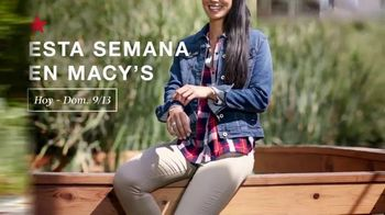 Macy's TV Spot, 'Renueva' [Spanish] - Thumbnail 1