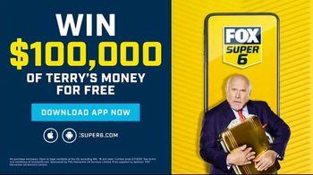 FOX Sports App TV Spot, 'Super Six: Next Weeks Game' - Thumbnail 6