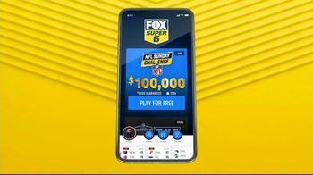 FOX Sports App TV Spot, 'Super Six: Next Weeks Game' - Thumbnail 2
