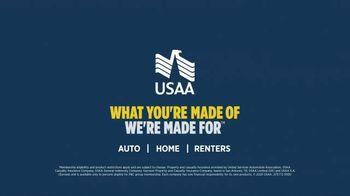 USAA TV Spot, 'Made for This Season' - Thumbnail 8