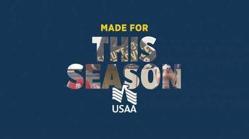 USAA TV Spot, 'Made for This Season' - Thumbnail 1