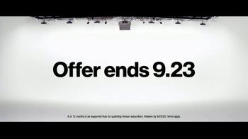 Fios by Verizon TV Spot, 'Built Right: $39.99' - Thumbnail 10