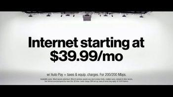 Fios by Verizon TV Spot, 'Built Right: $39.99' - Thumbnail 7