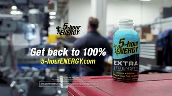 5-Hour Energy TV Spot, 'Workshop' - Thumbnail 10