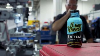 5-Hour Energy TV Spot, 'Workshop'