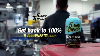 5-Hour Energy TV Spot, 'Workshop' - Thumbnail 9