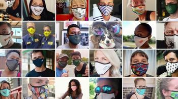 Vistaprint TV Spot, 'Customize Your Mask' Song by Count Rockin' Sidney Feat. The Dukes - Thumbnail 2