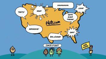 Nuts.com TV Spot, 'Rave Reviews: Free Shipping'