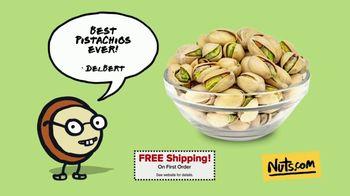 Nuts.com TV Spot, 'Rave Reviews: Free Shipping' - Thumbnail 6