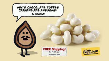 Nuts.com TV Spot, 'Rave Reviews: Free Shipping' - Thumbnail 7