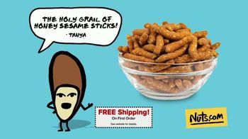 Nuts.com TV Spot, 'Rave Reviews: Free Shipping' - Thumbnail 8
