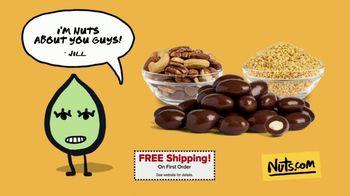 Nuts.com TV Spot, 'Rave Reviews: Free Shipping' - Thumbnail 9