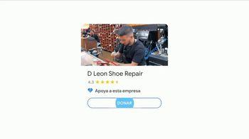 Google TV Spot, 'Ayuda a los negocios cerca de ti: zapatos' canción de La Dstylería [Spanish] - Thumbnail 3