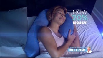 Dr. Larry Cole's Famous Pillow TV Spot, 'Not Anymore: 50% Off' - Thumbnail 6