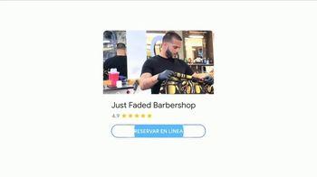 Google TV Spot, 'Ayuda a los negocios cerca de ti: barbería' canción de La Dstylería [Spanish] - Thumbnail 4