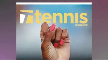 TENNIS Magazine TV Spot, 'The Game's Best' - 121 commercial airings