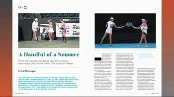 TENNIS Magazine TV Spot, 'The Game's Best' - Thumbnail 8