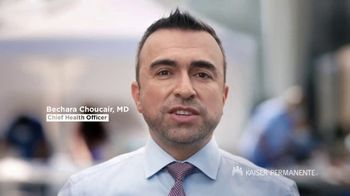 Kaiser Permanente TV Spot, 'Together We Thrive'