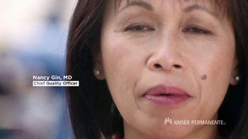 Kaiser Permanente TV Spot, 'Together We Thrive' - Thumbnail 1