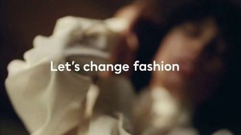 H&M TV Spot, 'Let's Change. In Every Detail.' - Thumbnail 10