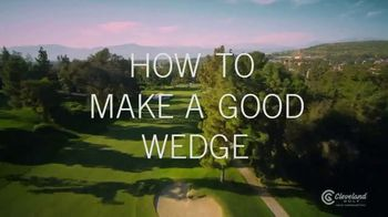 Cleveland Golf RTX Zipcore TV Spot, 'Revolution Starts at the Core' - Thumbnail 2