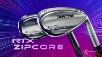 Cleveland Golf RTX Zipcore TV Spot, 'Revolution Starts at the Core'