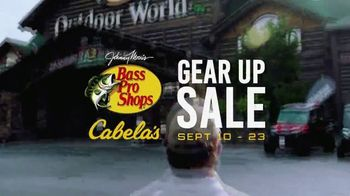 Bass Pro Shops Gear Up Sale TV Spot, 'Here I Find Peace' - Thumbnail 9