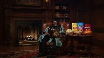 Frito Lay TV Spot, \''Twas the Night Before Kickoff\' Featuring Marshawn Lynch, Ezekiel Elliot, Rob Gronkowski