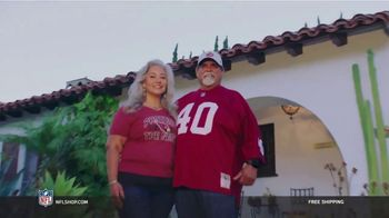 NFL Shop TV Spot, 'Make the Game Yours: Free Shipping' Song by ADÉ - 181 commercial airings
