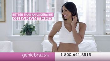 Genie Bra True Lift Comfort TV Spot, 'I Hate My Bra: $24.95'