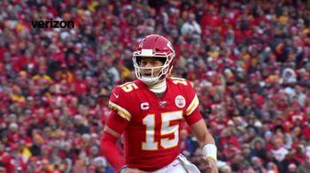 Verizon TV Spot, 'NFL: Building 5G' - 23 commercial airings